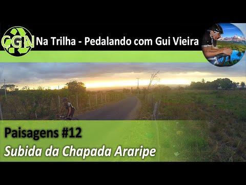 Paisagens #12 - Subida da Chapada Araripe