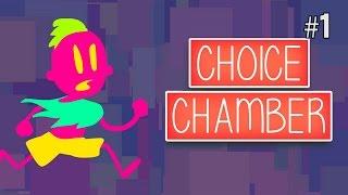 Twitch Livestream | Choice Chamber Part 1