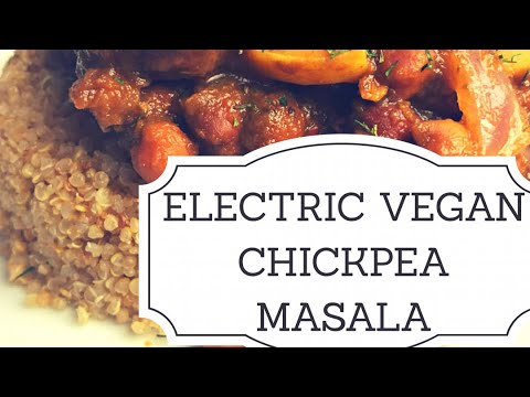 Alkaline Electric Chickpea Masala made with Dr Sebi Approved ingredients  Indian Inspired