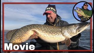 FISHING FOR BIG PIKES IN RÜGEN GERMANY pike fishing pike fishing Rügen big pikes movie 23
