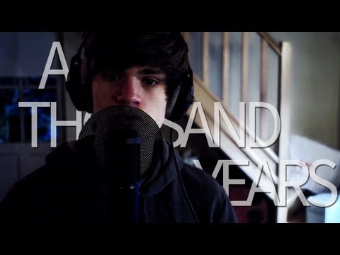 A Thousand Years - Christina Perri (Cover by James Legros)