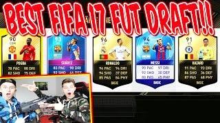 FIFA 17 - kleiner BRUDER baut EXTREMES KRANKES FUT DRAFT! 😜⛔️ - ULTIMATE TEAM (DEUTSCH)
