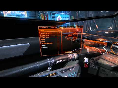 Elite: Dangerous - First Look: Trading, Contracts, and Combat