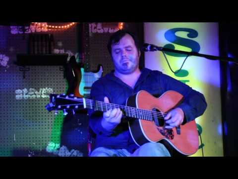 Steve's Sessions: Adam Karch