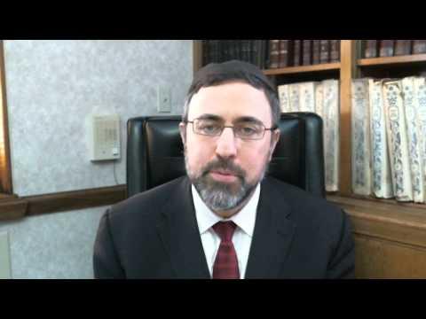 Torah Video Vort - BaMidbar 5773 - Rabbi Etan Tokayer