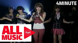 4MINUTE - Hot Issue (MYX Performance)