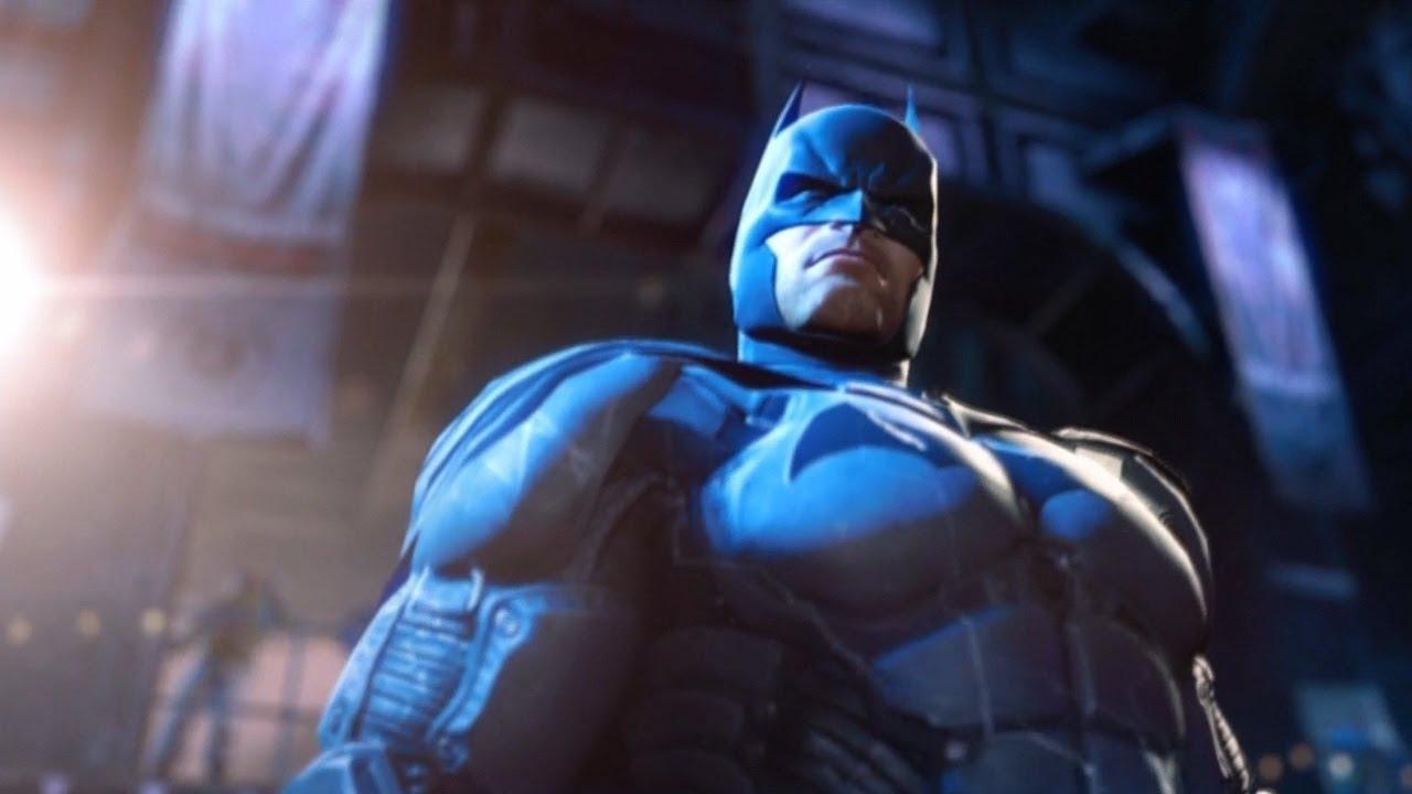Batman: Arkham Origins - Walkthrough Part 6 - Below Decks ...