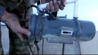 Самодельный ксеноновый фонарь для подводной охоты