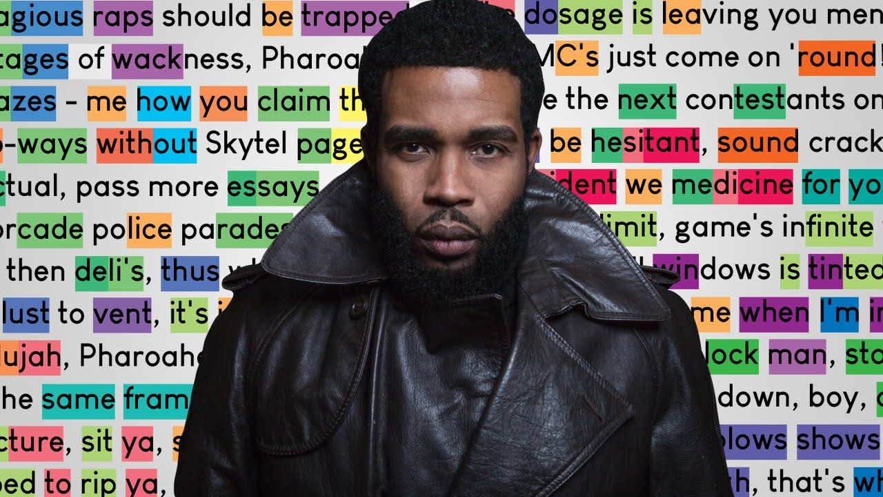 Pharoahe Monch on Oh No! | Rhymes Highlighted
