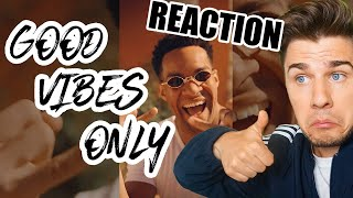 Onkel Banjou - Good Vibes Only (Vertical Video) | Reaction