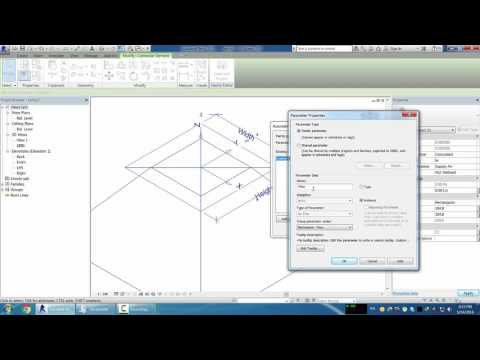 Revit MEP 2015 tutorials - Air Terminal Revit Family creation