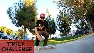 Switch Bigger Flip | Trick Challenge