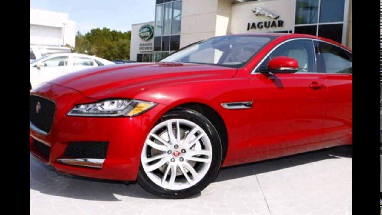 2016 Jaguar Xj Italian Racing Red Metallic Youtube