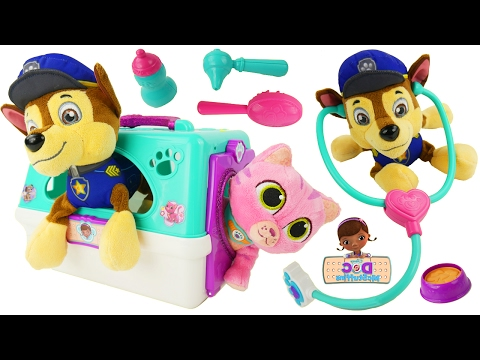 Best Learning Colors for Children Paw Patrol Doc McStuffins Sick Doctor Ice Cream Cart Food Names