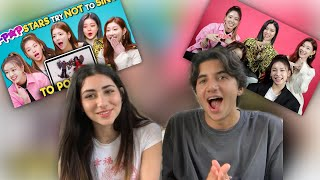 Download Lagu FIRST REACTION TO ITZY PT2: GETTING TO KNOW ITZY MP3