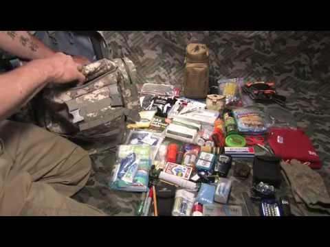 Bug Out Bag/Survival Pack 2015