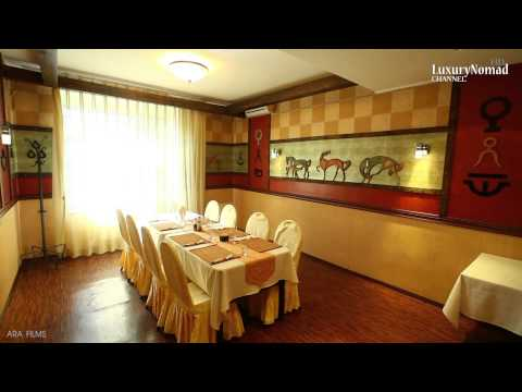 LUXURY MONGOLIA 100 Best Destination MODERN NOMADS Restaurant Short