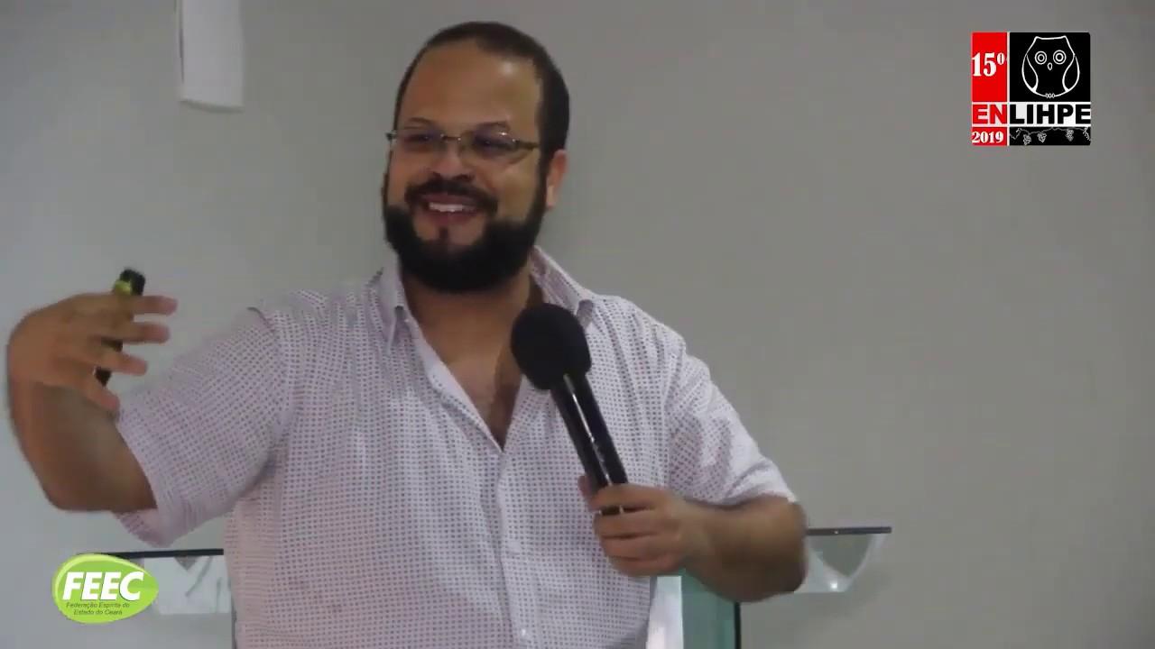 Pedro Camilo 15 ° ENLIHPE - pesquisas e publicações acerca da médium Yvonne do Amaral Pereira