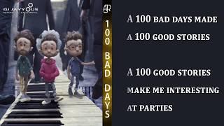 AJR - 100 Bad Days - 2019 - Official Audio (Lyrics) HD