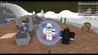 [ROBLOX: Arctic War Tycoon] - Lets Play Ep 1 - Click the Manual!