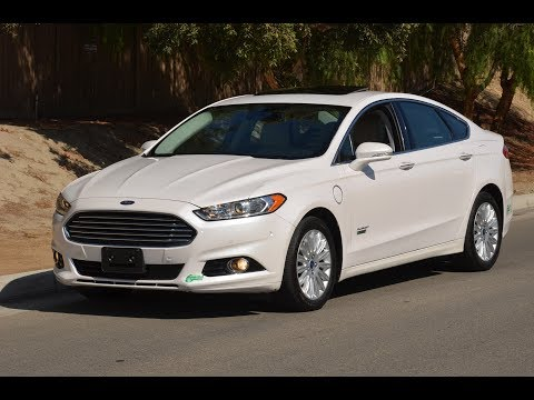 2014 Ford Fusion Platinum/Titanium Video Tour Blog & Review