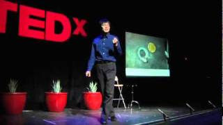 TEDxTucson - Dave Follette - Solar Energy At The Gigawatt Scale