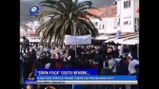"""""""ŞİRİN FOÇA"""" COŞTU Bİ'KERE"""
