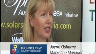 Technology Industry Association Advocates Solar Spirit Australia