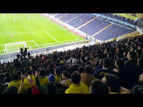 GFB | 07.02.2018 | Fenerbahçemiz - Giresunspor | Sensiz hayat bir işkence..