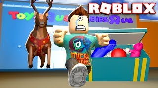 ESCAPE THE TOYS ARE US OBBY IN ROBLOX!!! | MicroGuardian