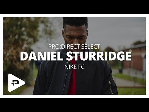 Daniel Sturridge Interview: Liverpool Striker Showcases Nike FC Collection