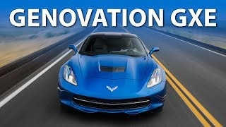 Genovation GXE: The World's Fastest electric Corvette - Autoline After Hours 428