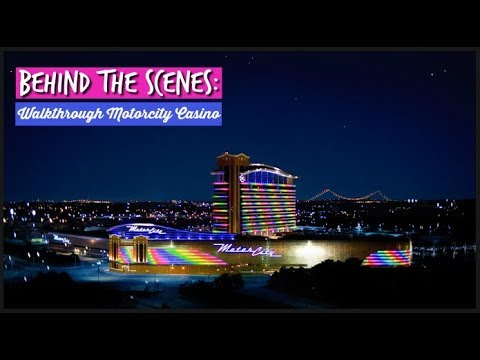 Walkthrough of Motorcity Casino and Hotel. -Whispered Inspirations