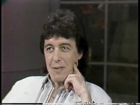 Bill Wyman on Late Night, August 1, 1985