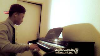 Rihanna - Diamonds (piano cover by Ducci, lyrics, download)