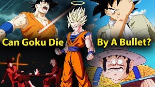 Why a Farmer with a Shotgun Could Potentially KILL Goku - Dragon Ball Explained