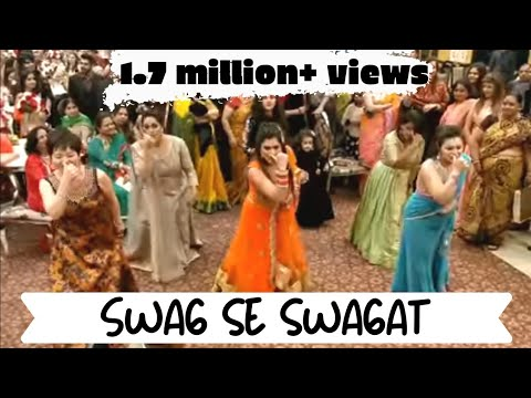 Swag se Swagat | Tiger Zinda Hai | Wedding Choreography | Cocktail & Reception | Priyanka Mehta