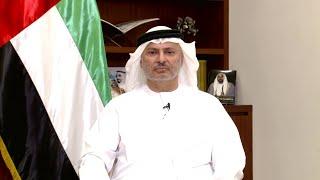 الحدث تحاور وزير الدولة للشؤون الخارجية أنور قرقاش بعد الاتفاق الإماراتي الإسرائيلي