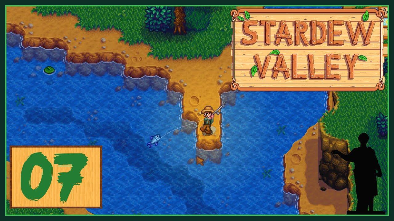 stardew valley мод рыбалка для