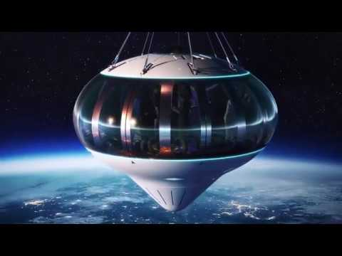 The Space Perspective - Spaceship Neptune