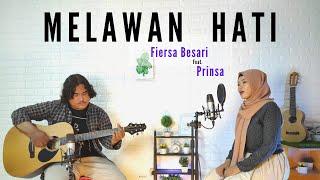 Download Fiersa Besari - MELAWAN HATI (ft Prinsa Mandagie) Cover By Teman Santai