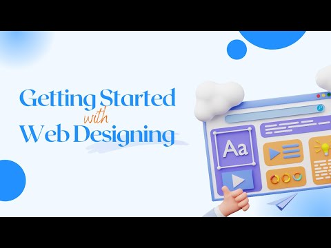 Webinar: Getting Started With Web Designing