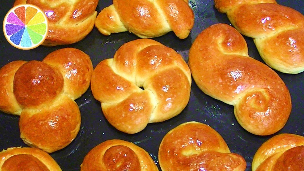 10 самых простых форм для булочек.