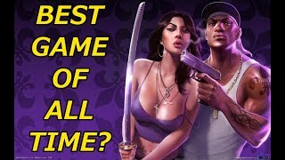 why Saints Row 2 is The Greatest Open World Game of ALL-TIME