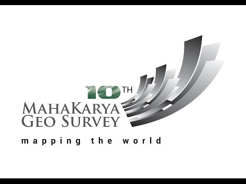 Happy 10th Anniversary Mahakarya Geo Survey : Mapping The World