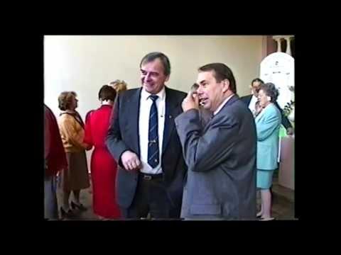 Darmštates pilsētas delegācija Liepājā