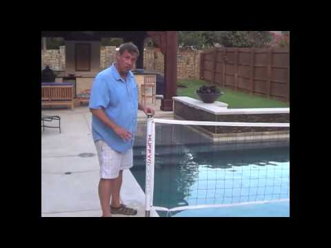 What Is It - Swimming Pool Volleyball