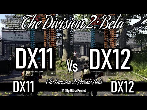 Division 2 dx12