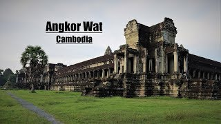 The ancient city of Angkor in Cambodia is the most amazing place I'...