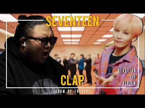 "Producer Reacts to Seventeen ""Clap"""